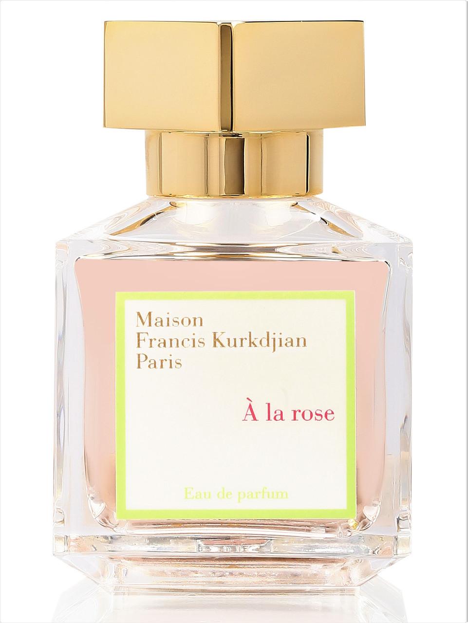 Maison Francis Kurkdjian À La Rose edp 70ml Tester, France