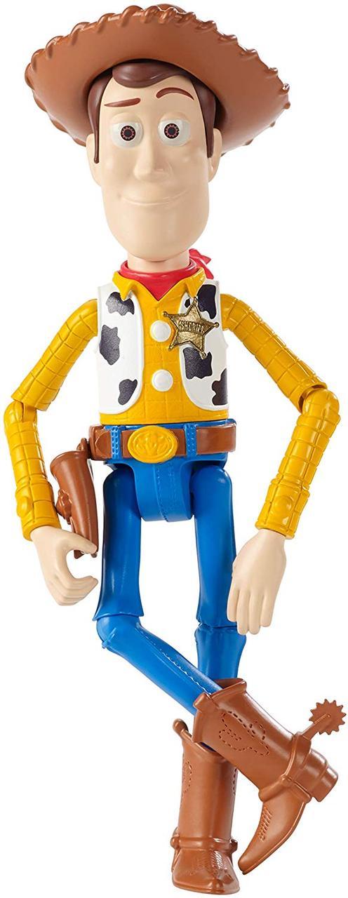 Фигурка Шериф Вуди  Mattel История игрушек 4, 23 см - Sheriff Woody, Toy Story 4, Disney