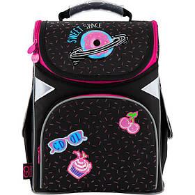 Ранец школьный каркасный GoPack GO20-5001S-2 для девочек