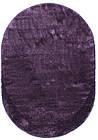Ковер с длинным ворсом FREESTYLE 0001 2Х4 Фиолетовый овал, фото 3