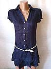 Блузы туники женские хлопок р.42,44,46,48 №0228.Цвета разные.От 16шт по 14грн, фото 3