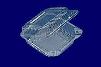 Одноразовый контейнер 590мл (10) 100 шт/уп