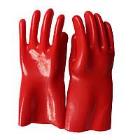 Перчатки резиновые диэлектрические класса 0, категории А