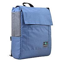 Рюкзак молодіжний G-03 Deep ocean 40*31*13, Smart