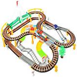 Детские железные дороги, автотреки