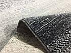 Ковер современный GABEH 1011 2Х3 Серый прямоугольник, фото 3