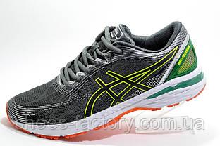 Беговые кроссовки в стиле Asics Gel Nimbus, Gray\Lime