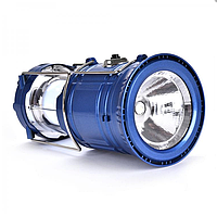 Кемпінговий ліхтар на сонячній батареї RIAS 5700T 5LED 1W Power Bank (2_008522)