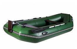 Надувная лодка Aqua-Storm ss 280dt с транцем