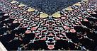Ковер восточная классика HALIF 4260 HB 2Х3 Темно-синий прямоугольник, фото 5