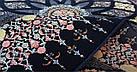 Ковер восточная классика HALIF 4260 HB 2Х3 Темно-синий прямоугольник, фото 4
