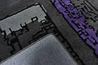 Коврик современный HAND TUFTED V Cityscape Rug 1 1,5Х2,3 СЕРЫЙ прямоугольник, фото 3