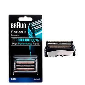 Сітка і ріжучий блок (картридж) Braun 32s Series 3 для чоловічої електробритви 01263