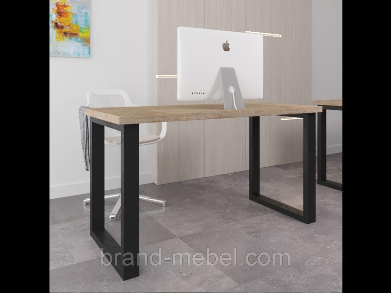 Стіл обідній Спот Оверхед (стол обеденный) в стилі Лофт Loft