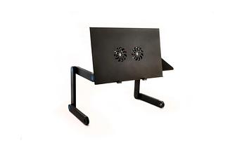 Столик трансформер для ноутбука Laptop Table T8 | подставка для ноутбука, фото 2