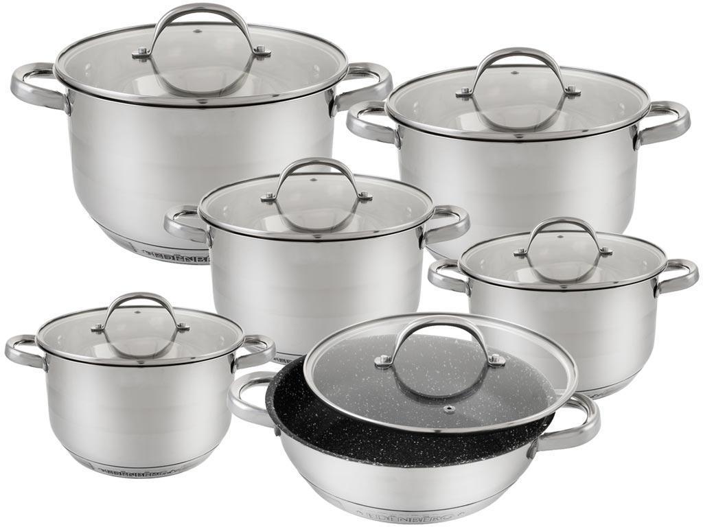 Набор посуды Edenberg из 12 предметов EB-2119