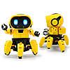 Умный Интерактивный Робот-Конструктор Tobbie Robot HG-715 Лучшая цена!, фото 4