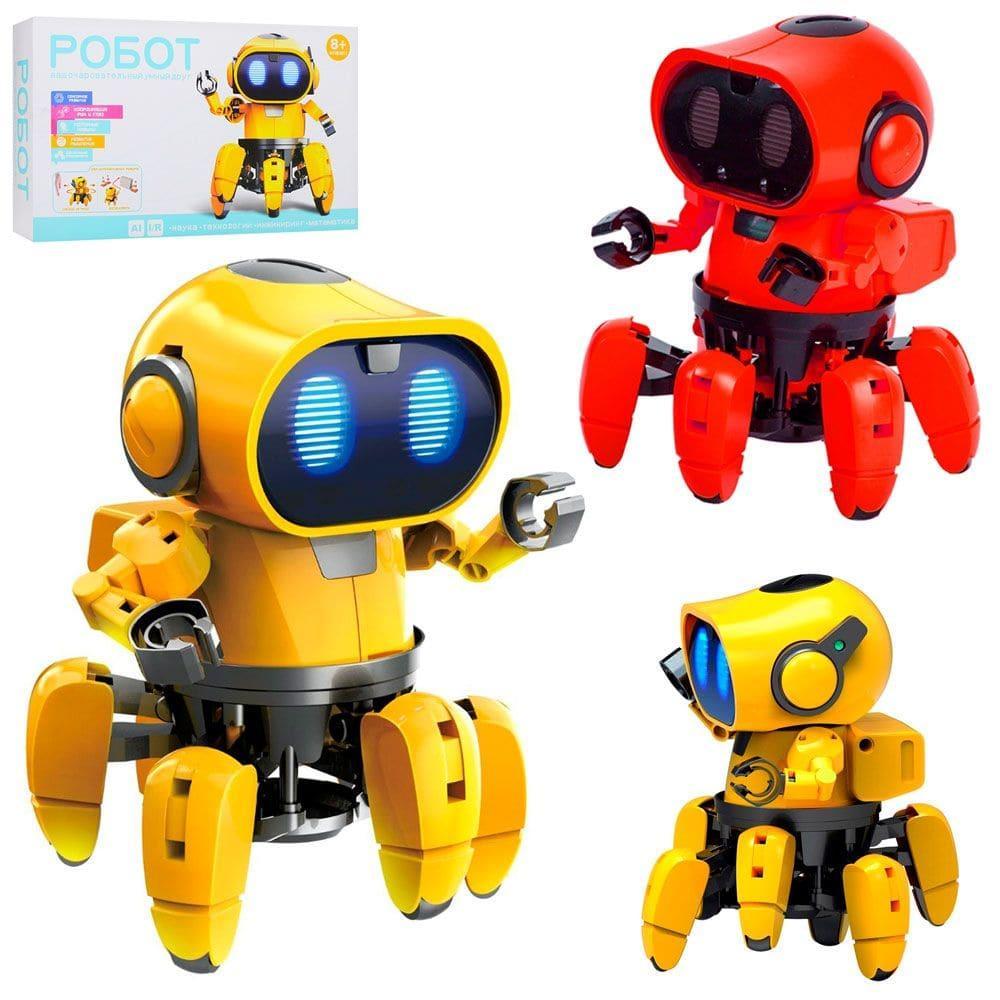 Умный Интерактивный Робот-Конструктор Tobbie Robot HG-715 Лучшая цена!