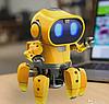 Умный Интерактивный Робот-Конструктор Tobbie Robot HG-715 Лучшая цена!, фото 3
