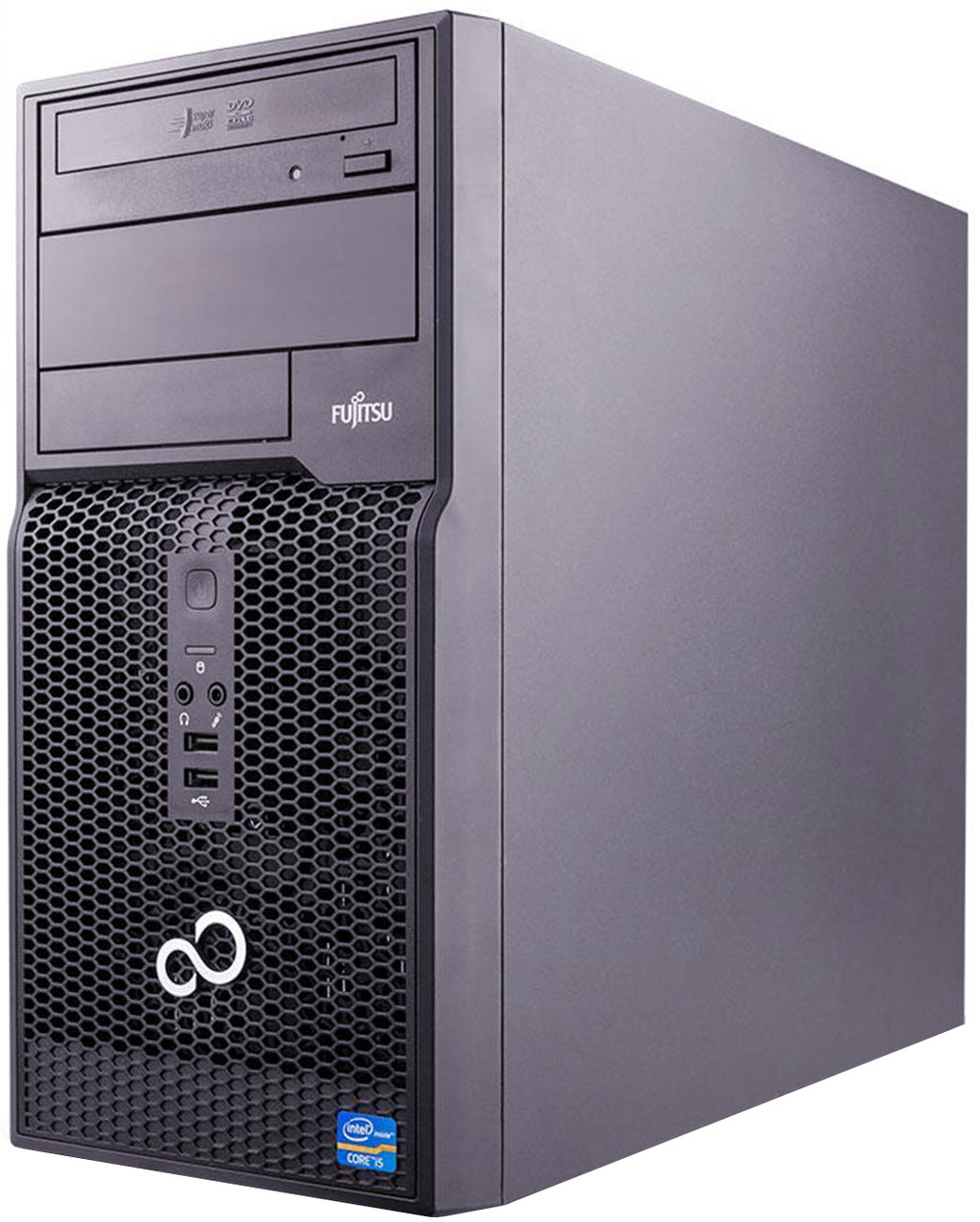 Системный блок Fujitsu ESPRIMO P510-mini tоwer-Intel Core i5-3470-3.2GHz-4Gb-DDR3-HDD-320Gb-DVD-R- Б
