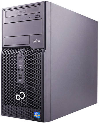 Системный блок Fujitsu ESPRIMO P510-mini tоwer-Intel Core i5-3470-3.2GHz-4Gb-DDR3-HDD-320Gb-DVD-R- Б, фото 2