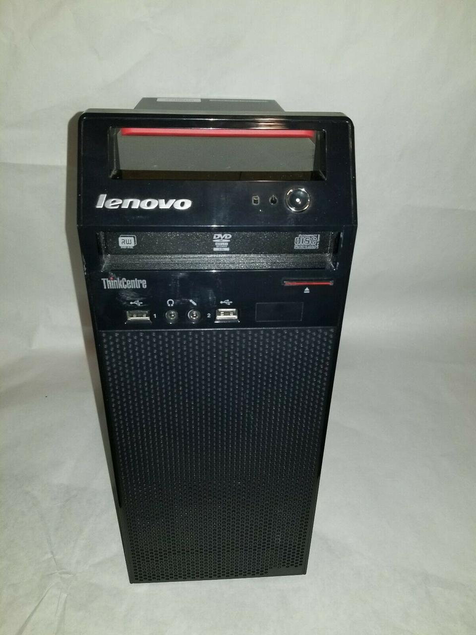 Системний блок Lenovo ThinkCentre E73-Mini-Tower-Intel Pentium G3240-3,1 GHz-4Gb-DDR3 HDD-500GB-DVD-R