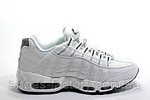 Женские белые кроссовки в стиле Nike Air Max 95, White, фото 2