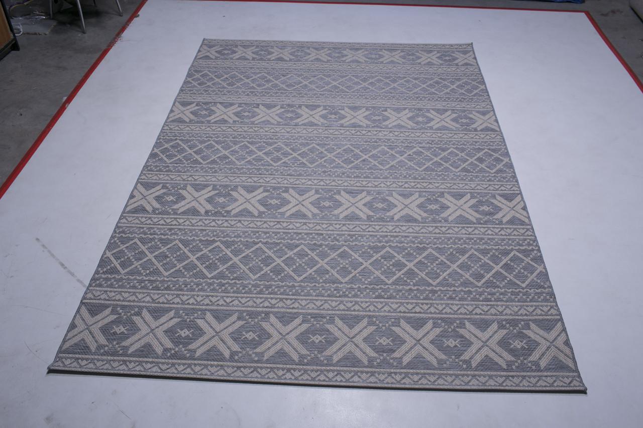 Ковер рогожки(sisal) JERSEY HOME 6727 2Х2,9 СЕРЫЙ прямоугольник