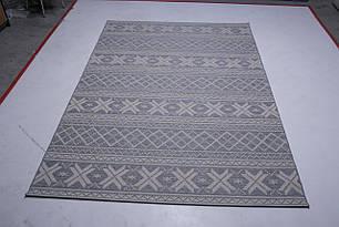 Ковер безворсные JERSEY HOME 6727 2Х2,9 Серый прямоугольник