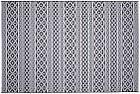 Ковер безворсные JERSEY HOME 6730 1,6Х2,3 Черный прямоугольник, фото 2