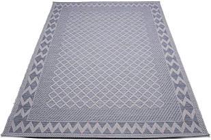 Ковер безворсные JERSEY HOME 6766 2Х2,9 Серый прямоугольник