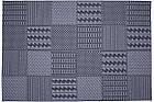 Ковер безворсные JERSEY HOME 6769 2Х2,9 Темно-серый прямоугольник, фото 4