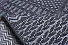 Ковер безворсные JERSEY HOME 6769 2Х2,9 Темно-серый прямоугольник, фото 5