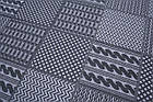 Ковер безворсные JERSEY HOME 6769 2Х2,9 Темно-серый прямоугольник, фото 3