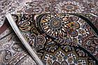 Ковер восточная классика Kashan 607 3Х4 КРЕМОВЫЙ прямоугольник, фото 2