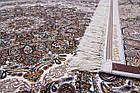Ковер восточная классика Kashan 607 3Х4 КРЕМОВЫЙ прямоугольник, фото 3