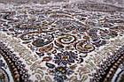 Ковер восточная классика Kashan 607 3Х4 КРЕМОВЫЙ прямоугольник, фото 6