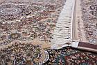 Коврик восточная классика Kashan 612 1,5Х2,25 БЕЖЕВЫЙ прямоугольник, фото 2