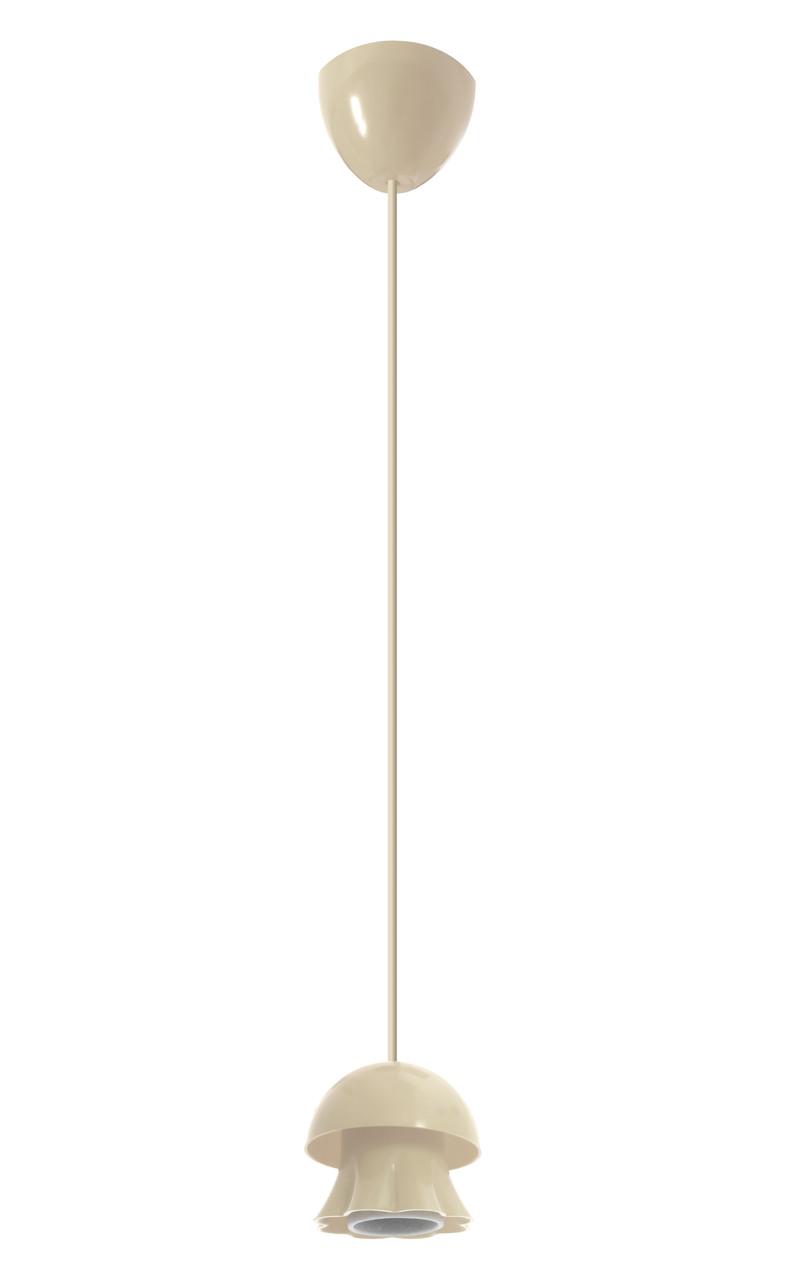 ERKA підвіс для підвісного світильника 60W, Е27 слонова кістка 0,8 м