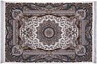 Ковер восточная классика Kashan 619 3Х4 КРЕМОВЫЙ прямоугольник, фото 3