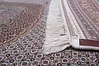 Ковер восточная классика Kashan 707 2Х2,9 СИНИЙ прямоугольник, фото 3