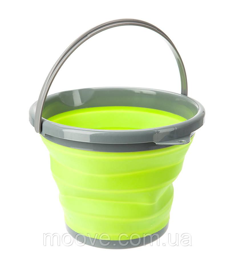 Summit Pop Bucket Lime/Grey 10 л