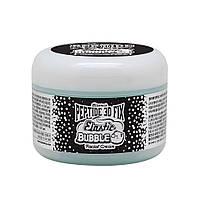 Крем для лица пузырьковый с пептидами ELIZAVECCA Peptide 3D Fix Elastic Bubble Facial Cream 100g