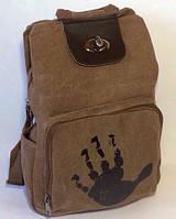 Городской рюкзак. Сумка рюкзак. Модный рюкзак. Школьный рюкзак, фото 1