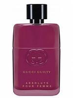 Оригинал Gucci Guilty Absolute Pour Femme 90ml edp Женские Духи Гуччи Гилти Абсолют, фото 1