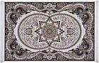 Ковер восточная классика Kashan 803 2,5Х3,5 КРЕМОВЫЙ прямоугольник, фото 6