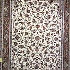 Ковер восточная классика Kashan P553 2Х3 СИНИЙ прямоугольник, фото 3