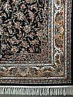 Ковер восточная классика Kashan P553 2Х3 СИНИЙ прямоугольник, фото 5