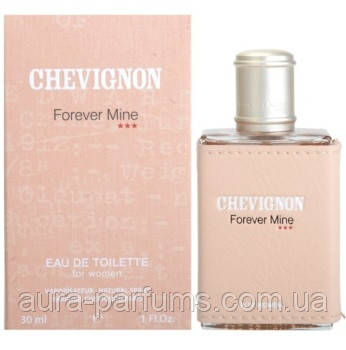 Туалетная вода Chevignon Forever Mine