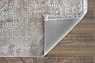 Коврик современный KASMIR HANZADE 0082 0,78Х1,5 Кремовый прямоугольник, фото 4